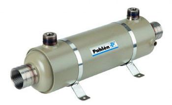 Теплообменник для бассейна Pahlen Hi–Flow HFT 28 кВт титановый