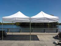 Аренда прокат шатра шатров палаток тентов 3*3 м Белый Тент VIP
