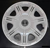 Колпаки на колеса R13 белые колпак K0011