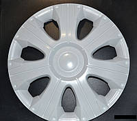 Колпаки на колеса R13 белые колпак K0012
