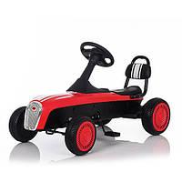 Детская педальная машина веломобиль Карт M 3413-3