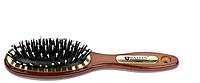 Расческа деревянная комбинированная Salon Professional 7696LG маленькая