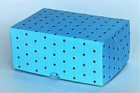 Упаковка для кусочков торта, пирожных и др. изделий, 120х180х80 мм, дизайн 14, фото 1