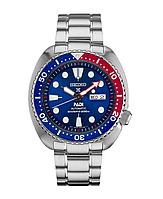 Чоловічі механічні годинники Seiko SRPA21 Padi Prospex Pepsi Сейко годинники механічні з автозаводом