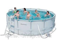 Каркасный бассейн Bestway 56263 (427 х 122 см.)