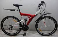Cпортивный велосипед 26д PROFI M2615E красный