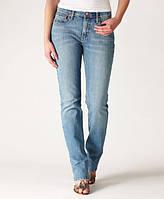 Женские джинсы Levis 525™ Perfect Waist Straight Jeans Sky, фото 1