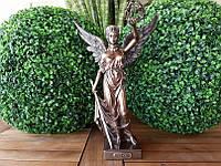 """Подарочная статуэтка Veronese """"Ника - богиня победы"""" (34 см) 76010 A4"""