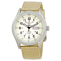 Мужские механические часы Seiko 5 Automatic SNZG07J1 Сейко часы механические с автоматическим заводом, фото 1