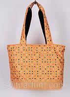 Стеганая дутая сумка женская
