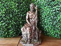 Коллекционная статуэтка Veronese Асклепий - бог медицины WU76940V4