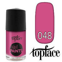 Topface лак для ногтей Nail Paints Polish 48