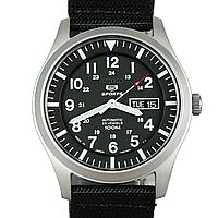 Мужские механические часы Seiko 5 Automatic-SNZG15J1 Сейко часы механические с автоматическим заводом