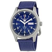 Мужские механические часы Seiko 5 Automatic SNZG11J1 Сейко часы механические с автоматическим заводом, фото 1