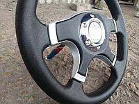 Руль классический № 837 с переходником на ВАЗ 2115..., фото 1
