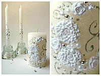 Набор свечей белый ТЛ-701