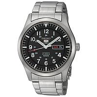 Мужские механические часы Seiko 5 Military SNZG13К1 Сейко часы механические с автоподзаводом