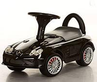 Детская каталка-толокар M 3189S-2 Mercedes черный