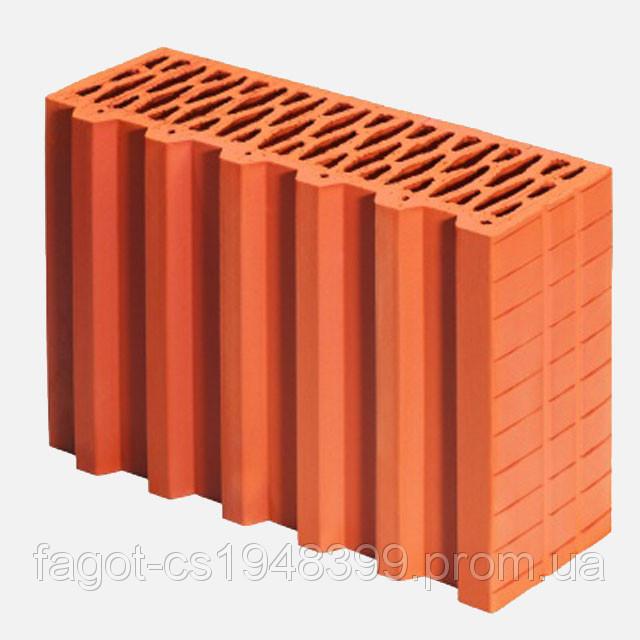 Блок Porotherm 38 1/2 P+W