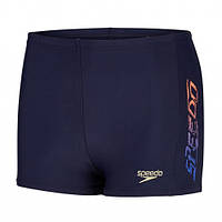 Плавки детские Speedo Logo Panel Aquashort Blue