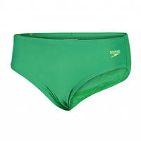 Плавки детские Speedo Essential Boys Logo Brief Green
