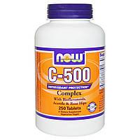 NOW Foods С - 500 Complex 250 tabs