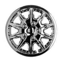 Колпаки на колеса диски для дисков R13 хром 5004 колпак K0069