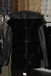 Шуба, куртка, жилет. 3 в 1