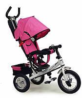 Велосипед Трёхколесный VT1436 Розовый