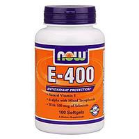 NOW Foods E- 400 100 softgels
