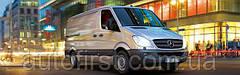 Запчасти к микроавтобусам Mercedes-Benz Vito