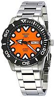 Мужские механические часы Seiko 5 SRPA05K1 Сейко часы механические с автоматическим и ручным заводом