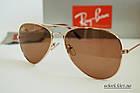 Очки Ray Ban brown (replica), фото 6