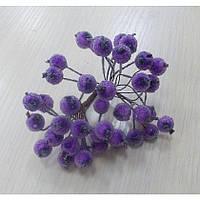 Ягоды фиолетовые, пучок