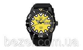 Мужские механические часы Seiko 5 SRPA11K1 Сейко часы механические с автоматическим и ручным заводом