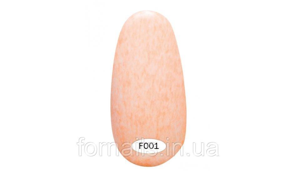 """Гель-лак Kodi Professional """"Felt"""" №F001, 8 мл"""