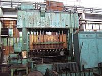 Пресс многопозиционный, PAUST  210/11/280, усилие 160 тонн, ERFURT