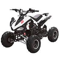 Детский электрический квадроцикл Profi HB-EATV 1000Q-1 белый