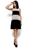 Платье летнее трапеция Аврил, фото 1