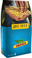 Кукуруза Monsanto DK 3511 (ФАО 330 Среднеспелый)  2015г.