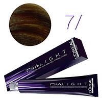L'Oreal Professionnel краска для волос DIAlight 7 Блондин