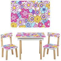 Столик 503-7 Цветы