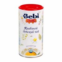 Сухой быстрорастворимый гранулированный чай травяной 200 г Bebi Premium 1404020