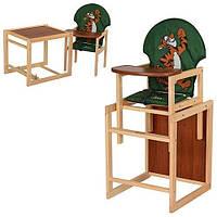 Стульчик для кормления со столиком Трансформер М V-010-22-8