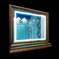Зеркало gold standard light 800 х 1000 мм