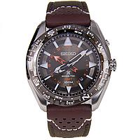 Мужские кварцевые часы Seiko SUN061P1 Сейко часы механические с автокварцем