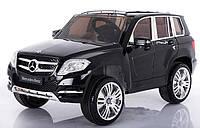 ЛИЦЕНЗИОННЫЙ Детский электромобиль джип Mercedes-Benz GLK 300 черный