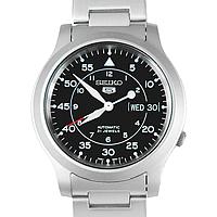 Мужские механические часы Seiko SNK809K1 Сейко часы механические с автоподзаводом
