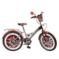 Велосипед детский PROFI мульт 20д. PF2036 F1