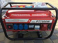 Генератор бензиновый 3-х фазный Германия , 4,5 кв